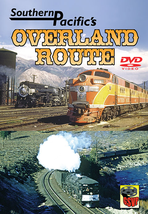 Southern Pacifics Overland Route Greg Scholl Video Productions SPOVERLAND 604435014092