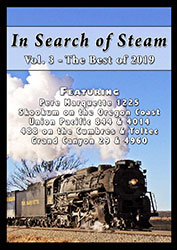 In Search of Steam Volume 3 Best of 2019 DVD