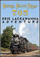 Nickel Plate Road 765 Erie Lackawanna Adventure DVD