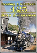 Reading & Northern 425 Solo Excursions DVD