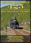 Reading & Northern 425 Blue Mountain Thunder Vol 1 DVD