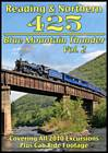 Reading & Northern 425 Blue Mountain Thunder Vol 2 DVD