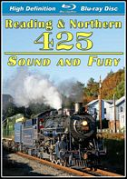 Reading & Northern 425 Sound and Fury BLU-RAY