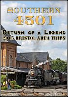 Southern 4501 - 2015 Bristol Area Trips DVD
