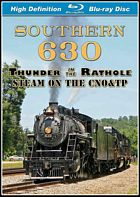 Southern 630 - Thunder in the Rathole Steam on the CNO&TP BLU-RAY