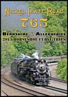 Nickel Plate Road 765 Berkshire in the Alleghenies 2013 Horseshoe Curve DVD