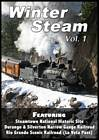 Winter Steam Vol 1 - Steamtown Durango & Silverton La Veta Pass DVD