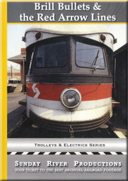 Brill Bullets and Red Arrow Lines Sunday River Productions DVD-BB