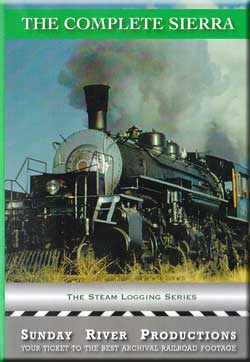 The Complete Sierra DVD Sunday River Train Video Sunday River Productions DVD-CS