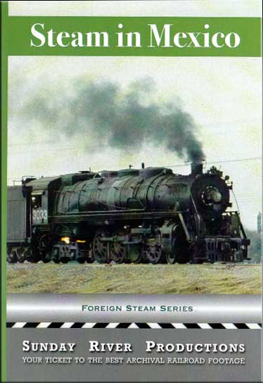 Steam In Mexico DVD
