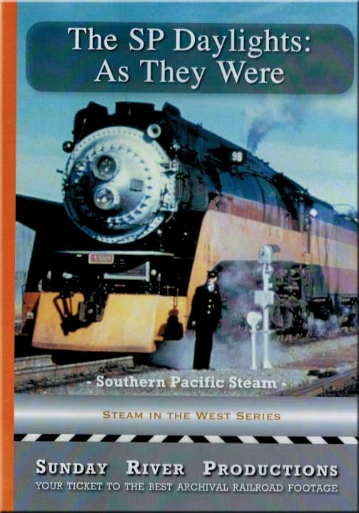 SP Daylights As They Were DVD Sunday River Productions DVD-SPD