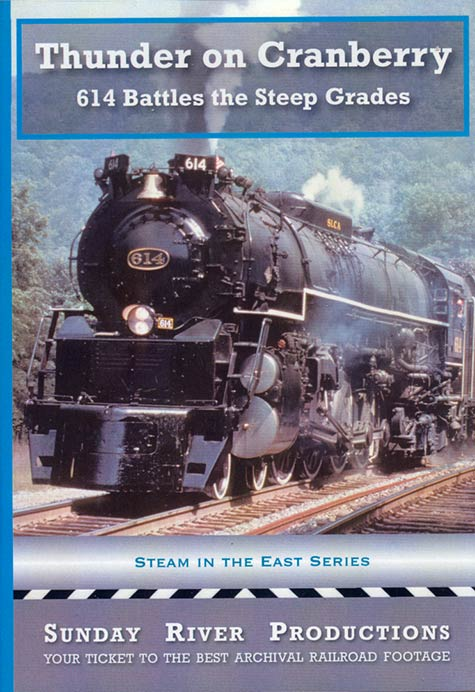 Thunder on Cranberry 614 DVD Sunday River Productions DVD-614CB