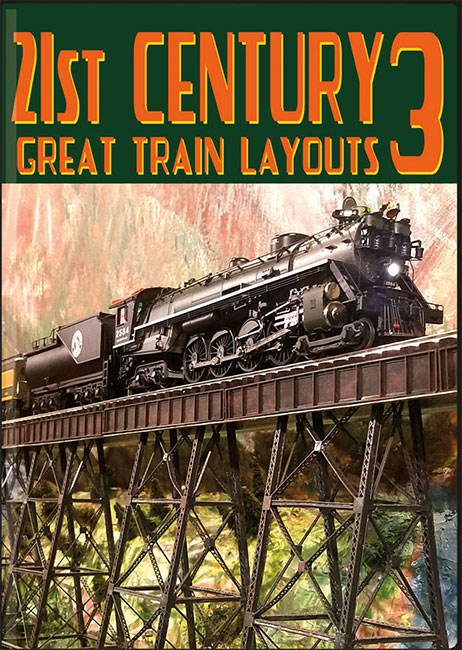 21st Century Great Train Layouts Part 3 DVD TM Books and Video CENTL3 780484000504