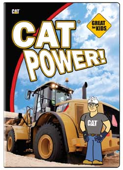 Cat Power! DVD Train Video TM Books and Video CATPOWER 780484961300
