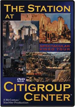 The Station at Citigroup Center Train Video TM Books and Video CCDVD 780484535938