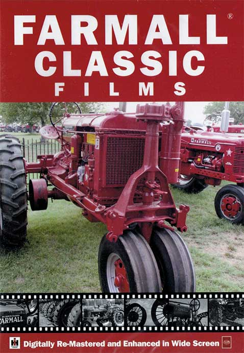 Farmall Classic Films - The Thirties DVD Train Video TM Books and Video FARMALL 780484961850