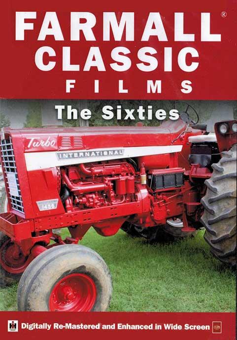 Farmall Classic Films - The Sixties DVD Train Video TM Books and Video FARMALL2 780484961898