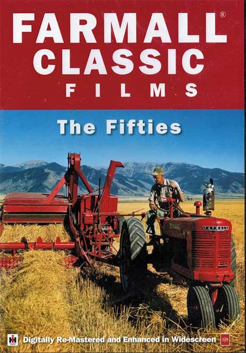 Farmall Classic Films - The Fifties DVD Train Video TM Books and Video FARMALL4 780484000122