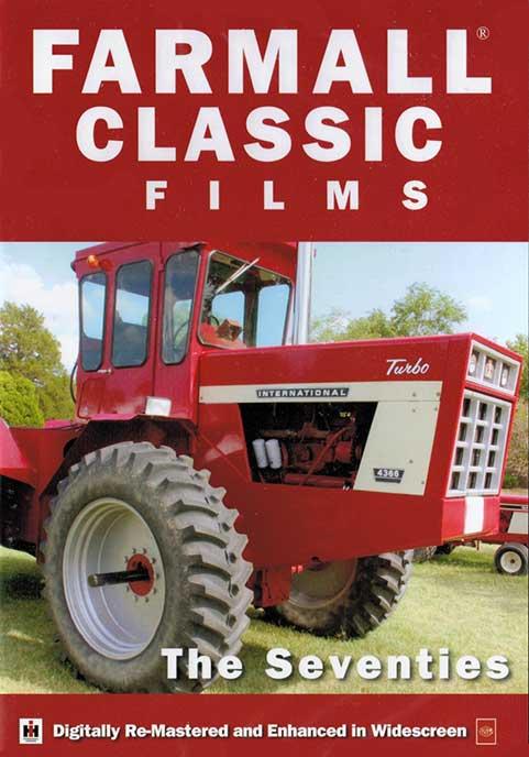 Farmall Classic Films - The Seventies DVD Train Video TM Books and Video FARMALL5 780484000160