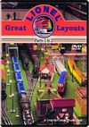 Great Lionel Layouts Parts 1 and 2