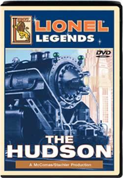 Lionel Legends - The Hudson TM Books and Video HUDDVD 780484635584