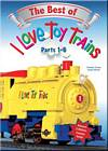 Best of I Love Toy Trains Parts 1-6 DVD