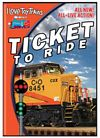 I Love Toy Trains Ticket to Ride DVD