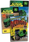 John Deere Action 3 DVD Collection Vols 1 - 3