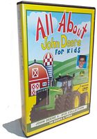 All About John Deere for Kids 4 DVD Collection