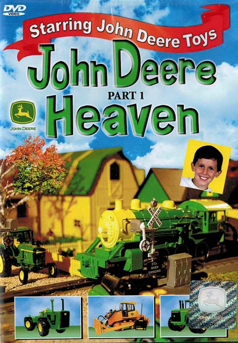 John Deere Heaven Part 1 DVD TM Books and Video JDHEAVEN1 780484635683