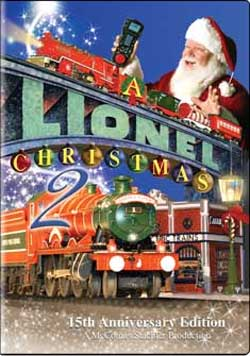 A Lionel Christmas 2 Train Video TM Books and Video LCHRD2 780484880007