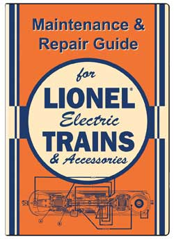 Maintenance & Repair Guide for Lionel Electric Trains DVD TM Books and Video MAINT 780484961386