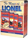 The Magic of Lionel 4-DVD Box Set