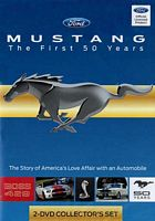 Mustang - The First 50 Years 2 Disc DVD