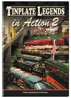 Tinplate Legends in Action Volume 2 DVD TM Books and Video TINPLATE2 780484961591