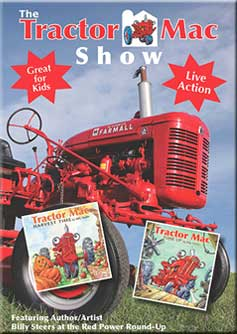 Tractor Mac Show DVD TM Books and Video TRACTORMAC 780484961843