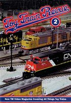 Toy Train Revue 2 DVD