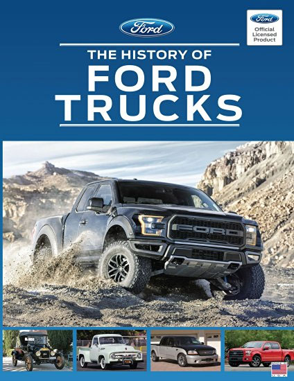 The History of Ford Trucks DVD TM Books and Video FORDTRUCKS 780484000245