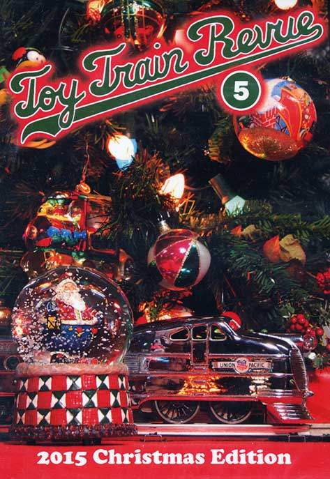 Toy Train Revue Part 5 Christmas Edition DVD Train Video TM Books and Video TTRDVD5 780484000368