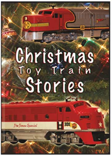Christmas Toy Train Stories DVD TM Books and Video XMASTORIES 780484522570