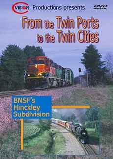 From the Twin Ports to the Twin Cities  Vol 1 DVD C Vision Productions TPTCDVD