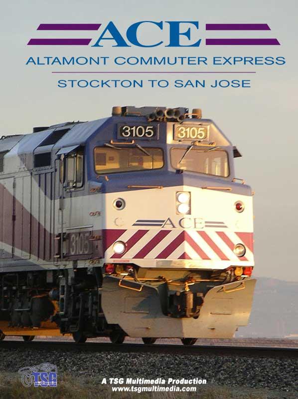 ACE: Stockton to San Jose DVD TSG TSG Multimedia 10020 634479994197
