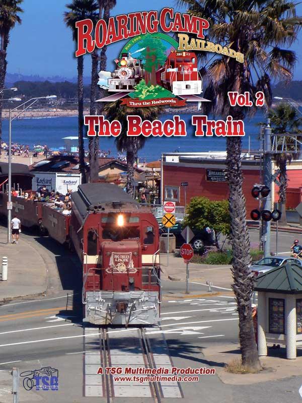 Beach Train, The DVD TSG Train Video TSG Multimedia 10050
