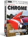 Classic Chrome  Five Decades of American Hot Rods and Muscle Cars 4 DVD Set