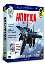 Aviation A Complete History 24 DVD Set 28 Hours