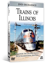 Trains of Illinois DVD