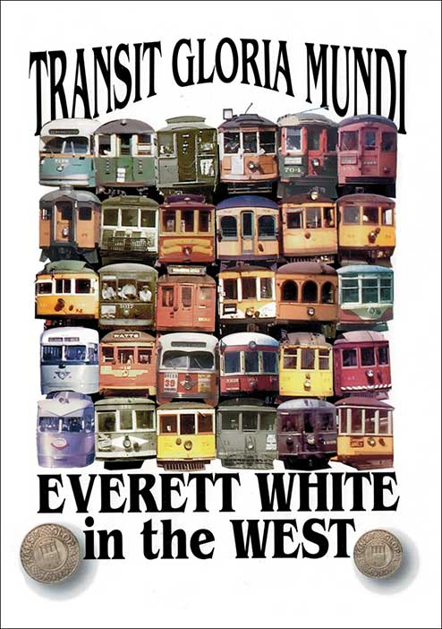 Everett White in the West Train Video Transit Gloria Mundi EWW