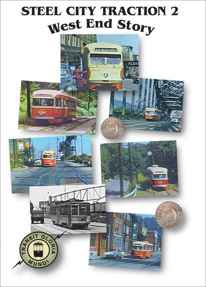 Steel City Traction 2 - West End Story on DVD by Transit Gloria Mundi Transit Gloria Mundi PWE