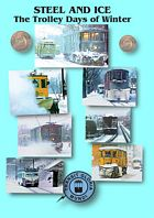 Steel and Ice The Trolley Days of Winter