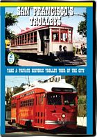 San Franciscos Trolleys Vol1 2-Disc on DVD by Valhalla Video